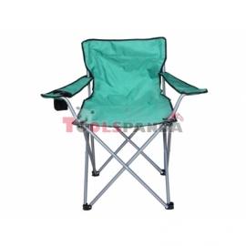 Стол рибарски сгъваем зелен | CARFACE