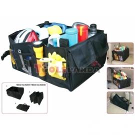 Куфар (органайзер) за багажник 56x39x26.5 см | CARFACE