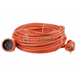 Удължител кабел 3x1.5 20M Extension oranz | EMOS