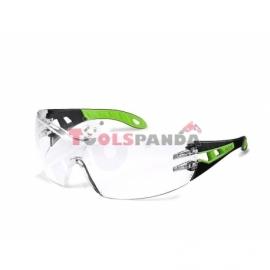 Очила защитни Uvex Bryl pheos, Ciry Zornik, страница черно / зелено | PRABOS