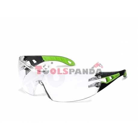Очила защитни Uvex Bryl pheos, Ciry Zornik, страница черно / зелено   PRABOS