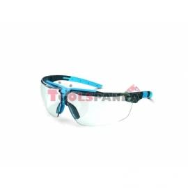 Очила защитни Uvex I-3, PC ясно, supravision ram.antracit / синьо | PRABOS