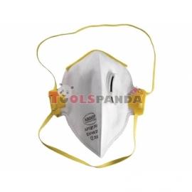 Респираторна филтрираща маска с клапан | PRABOS