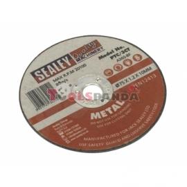 Режещ диск 75 х 1.2 х 10мм., от неръждаема стомана | SEALEY