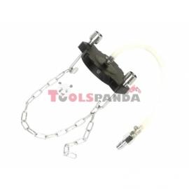 Капачка - адаптор за прибиране на спирачни апарати към vs820 | SEALEY