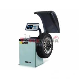 Машина за баланс на гуми полуавтоматична | STARLINE