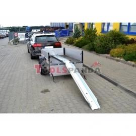 Рампа алуминиева за платформа