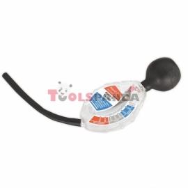 Тестер за измерване на гъстотата на електролита( аерометър)   SEALEY