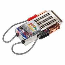 Тестер за разряд на батерии, 6V/12V (Товарна вилка) | SEALEY