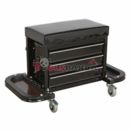 Сервизно столче с чекмеджета и 2 секции | SEALEY
