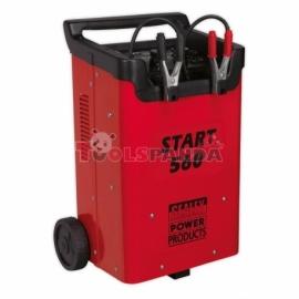 Стартерна количка и зарядно 12/24V 90/60A 560A захранване 230v | SEALEY