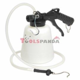 Вакуумен уред за смяна на спирачна и хидравлична течност, 1 литър | SEALEY