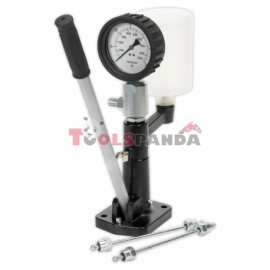 Тестер-манометър за дизеловите инжектори 80мм. eps100 57.001/03 /dtm | SEALEY