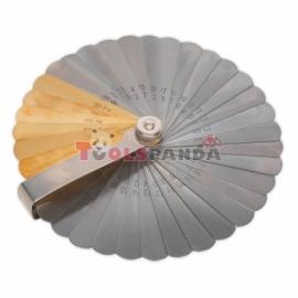 Луфтомер с 36 метални пластини | SEALEY