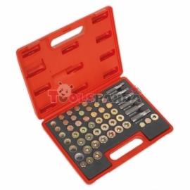 Комплект за ремонт пробките на картера (trhs-e2661) | SEALEY
