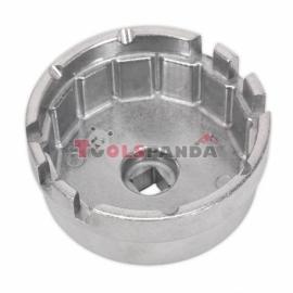 Ключ тип капачка за маслен филтър, toyota 64,5мм.x14 | SEALEY