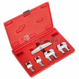 Скоби за демонтиране на зъбните колела за ангренажния ремък VAG 1.9, 2.4, 2.5, 2.7 и 2.8 л | SEALEY