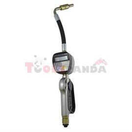 Дигитален уред за масло, 6-8 бара, 1-25л/мин