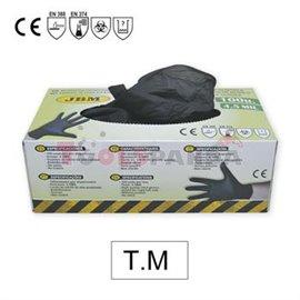 Кутия нитрилни ръкавици, 4,5 мил , размер
