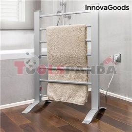 Сушилник за кърпи електрически сив 90W (6 ребра)