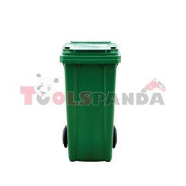 Кофа за боклук на колела 120 л.