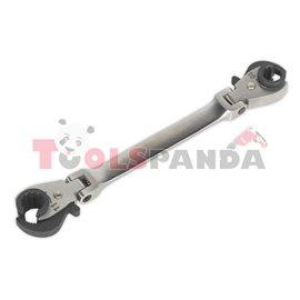 Гачен ключ за свързване на тръби 10/11 мм