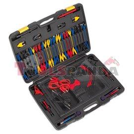 Комплект за тестване на електрически вериги 92 части к-т | SEALEY
