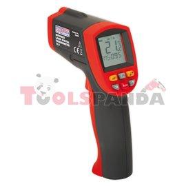 Термометър Инфрачервен лазарен дигитален 12:1 | SEALEY