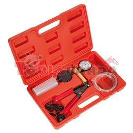 Вакуум тестер и уред за проверка на течовете в спирачната система