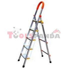 Стълба алуминиева 5 стъпала BL-S114
