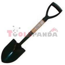 Лопата градинарска права 680