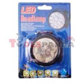 Фенер за глава 5 LED 3x1.5V AA
