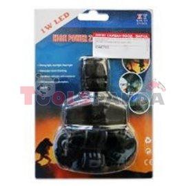 Фенер за глава малък super LED XY2218 3x1.5V AA