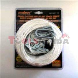 Въже с макари SDY97113 0400
