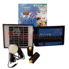 Соларен комплект за къмпинг SPY002 01
