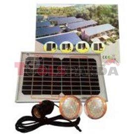 Соларен комплект за къмпинг RG1001B