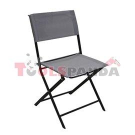 Стол сгъваем сив