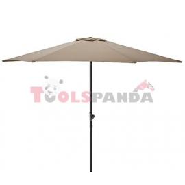 Чадър градински 2.7м. бежов