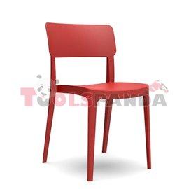 """Стол червен """"PANO"""""""