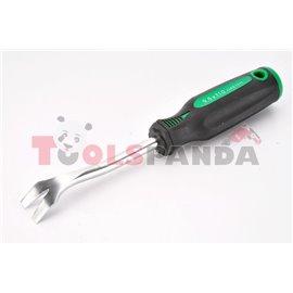 Инструмент за демонтаж на щипки на корите на вратите