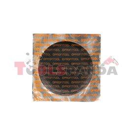 Лепенки за гуми P-5 92мм. 10 бр. в кутия цена на брой