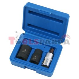 Иинструменти за облсужване на спирачни апарати system Girling, Bendix 3 броя к-т