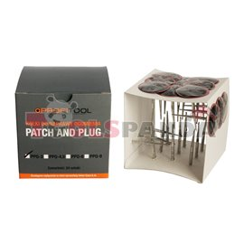 """Лепенка за гуми тип """"гъба"""" PPQ (24 броя в пакет цена за пакет 3 мм."""