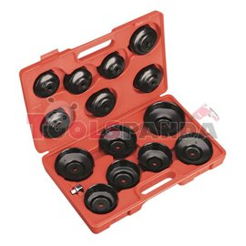 Ключове за маслени филтри 14 броя к-т