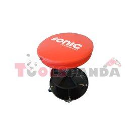 Сервизен стол работен на колела с отделение за инструменти | SONIC