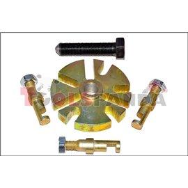 Специализиран инструмент за обслужване, монтаж и демонтаж на ролки