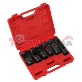 Вложки за дизелови инжектори 90x21мм., 80x22мм., 110x22мм., 80x27мм., 80x28мм., 83x28мм. К-т