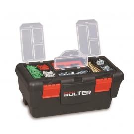 "Кутия за инструменти с органайзер пластмасова 16""(400мм.) | BOLTER"