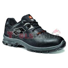 Работни обувки от естествена кожа Размер: 43 черни