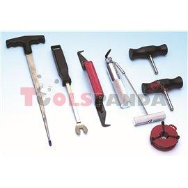 Инструменти за отстраняване на стъкла к-т